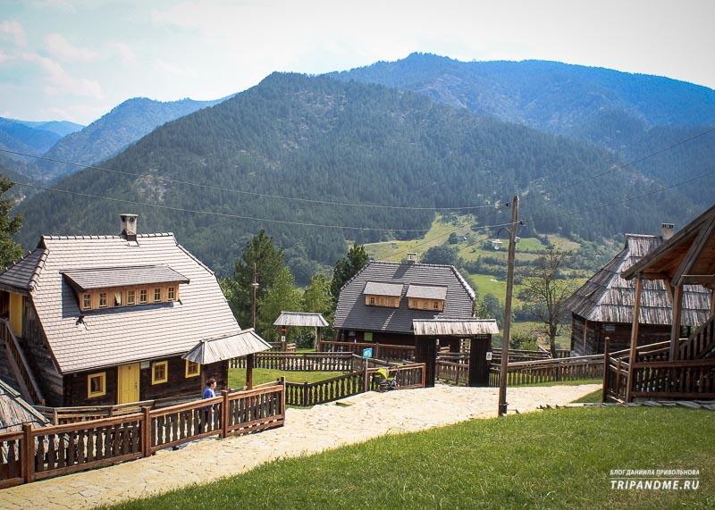 Где найти красивые пейзажи в Сербии