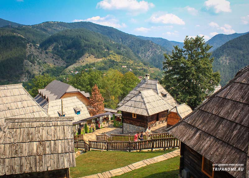 Куда можно поехать туристу в Сербии
