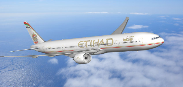 Транзитный перелет с Этихад