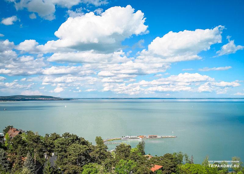 Полуостров вдается в озеро на 5 километров