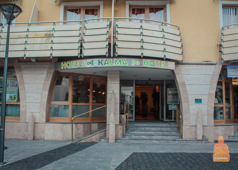 Процедуры в отеле Кальма