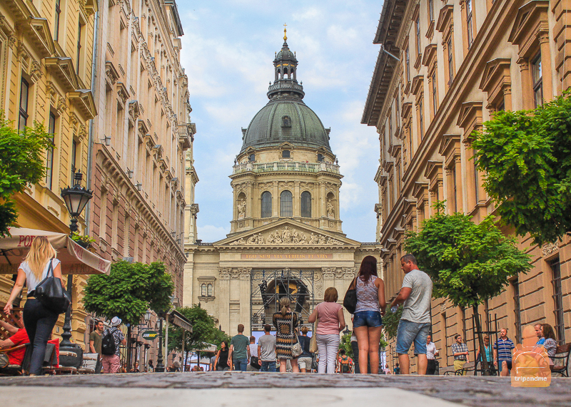 Главный храм Будапешта