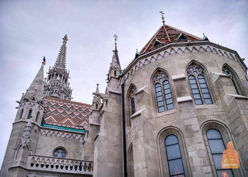 Церковь Матьяша у Рыбацкого бастиона