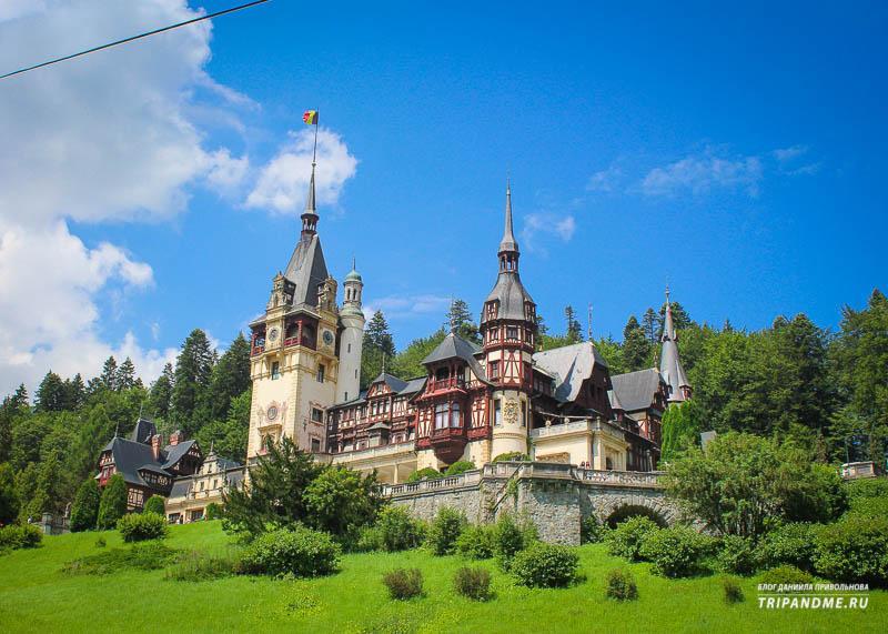 Самые красивые места в Румынии