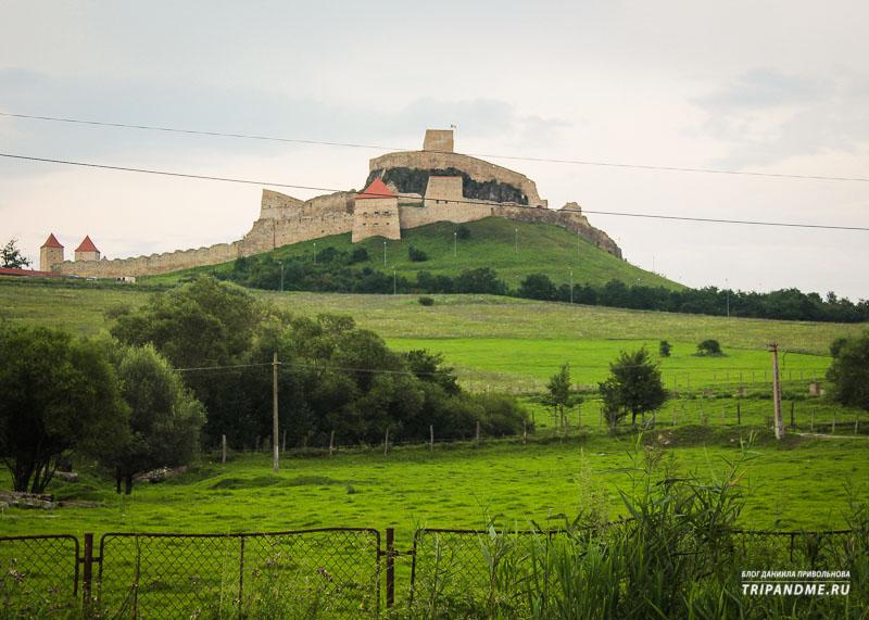 Как добраться до Румынской крепости Рупя