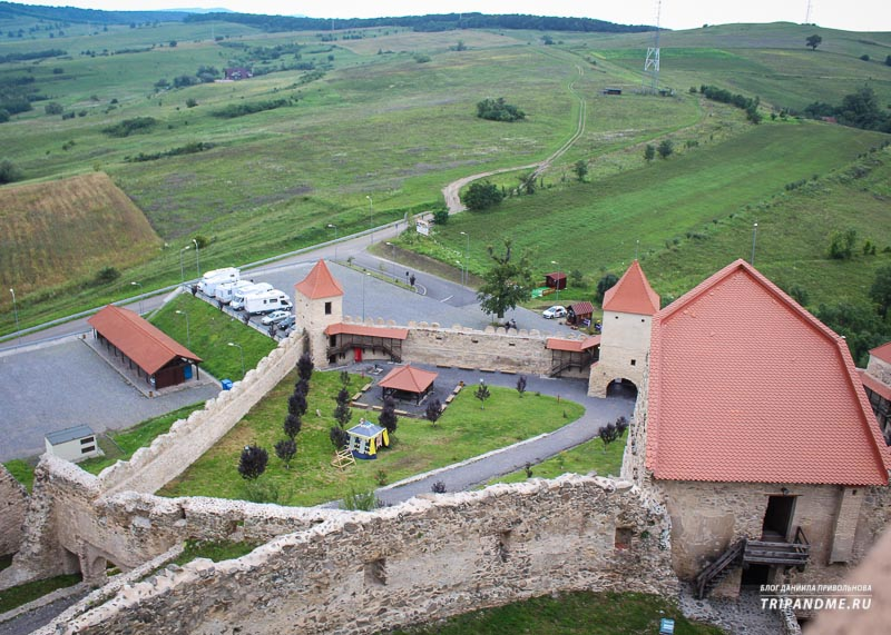 Масштабные панорамы в Румынии