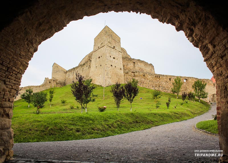 Главные достопримечательности в Румынии