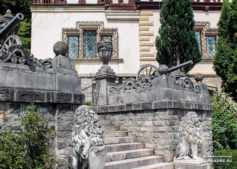 Архитектурные достопримечательности с историей в Румынии