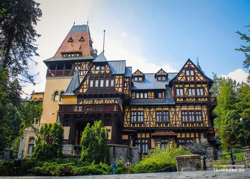 Румынские замки и что они из себя представляют