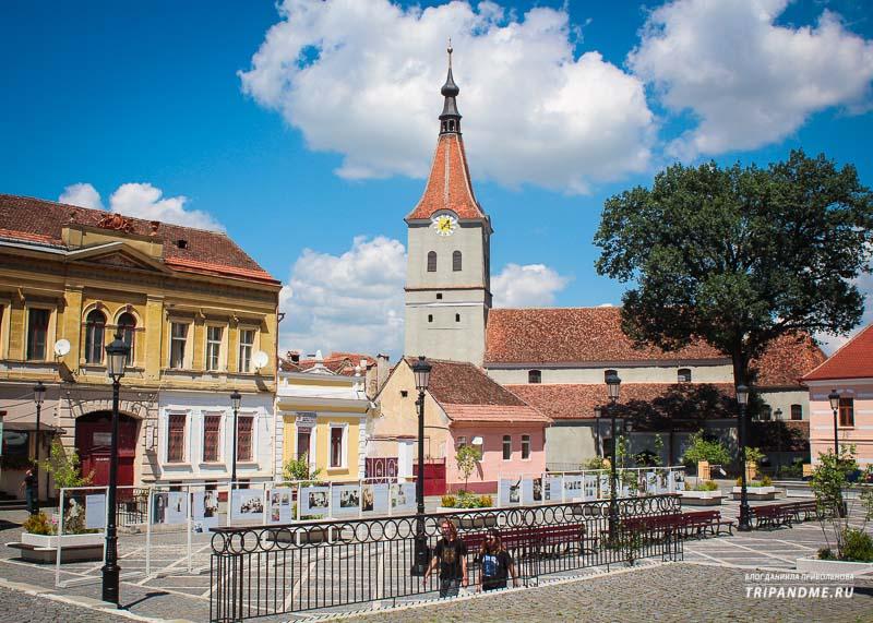 Где побывать и прогуляться в Румынии
