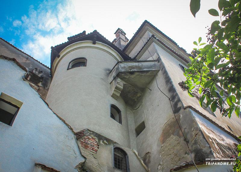 Замки в Румынии и что они из себя представляют