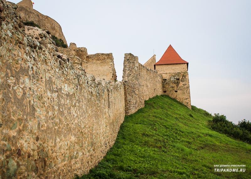 Что из себя представляют Румынские крепости