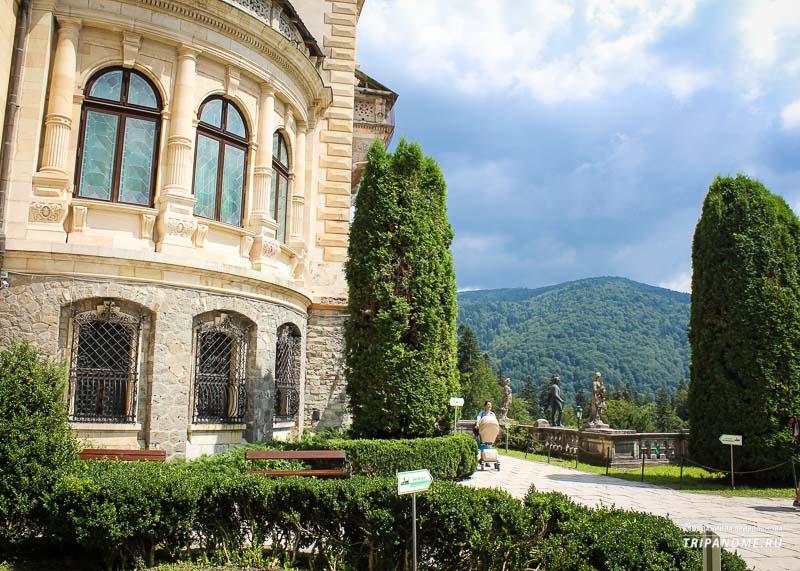 Румынские пейзажи и где найти самый красивый