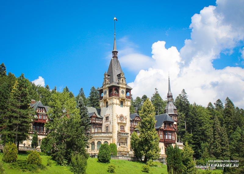 Главные Румынские достопримечательности