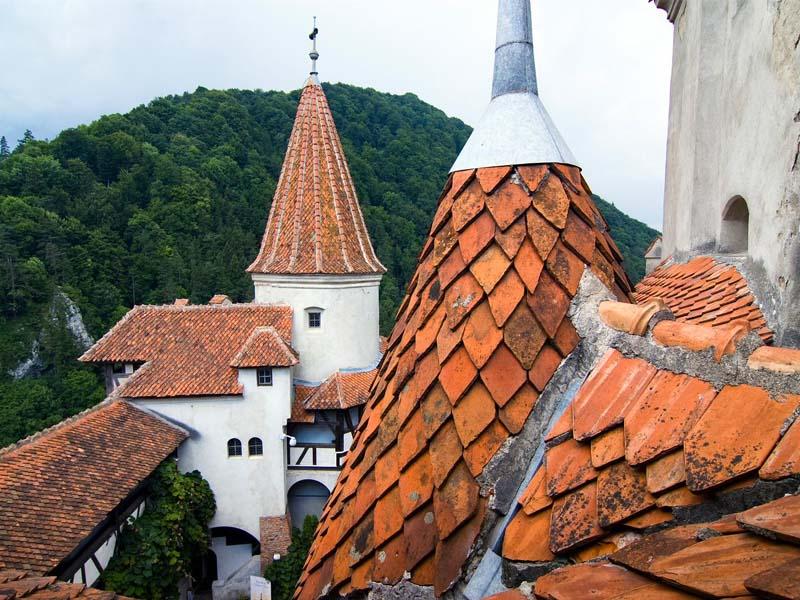 Как выглядят замки в Румынии