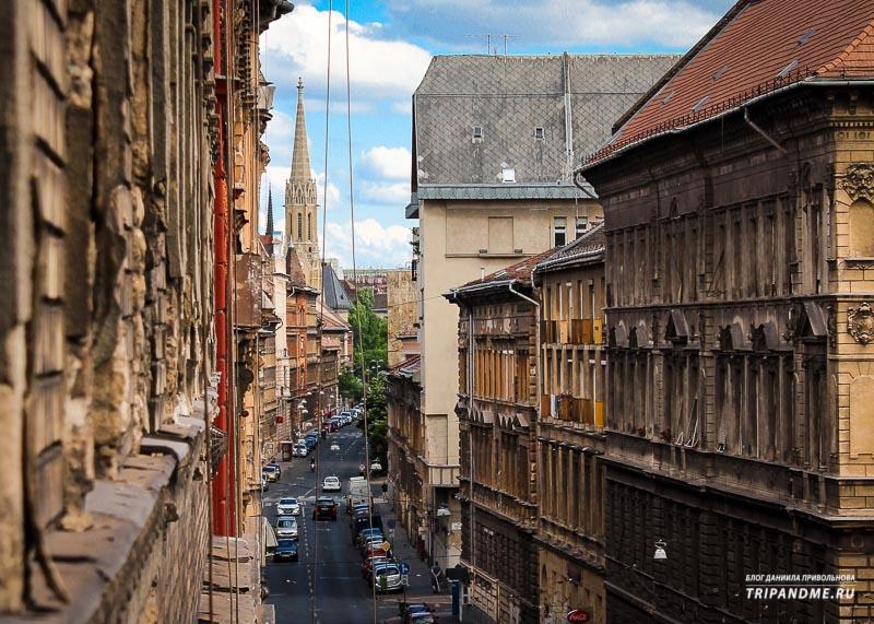Что находится в Будапештском центре