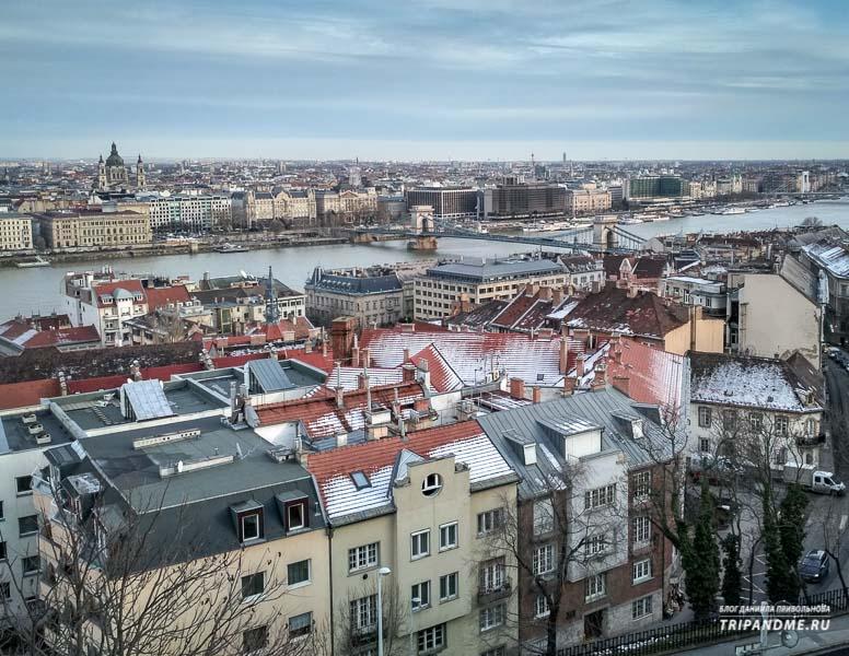 Где и что находится в Будапеште