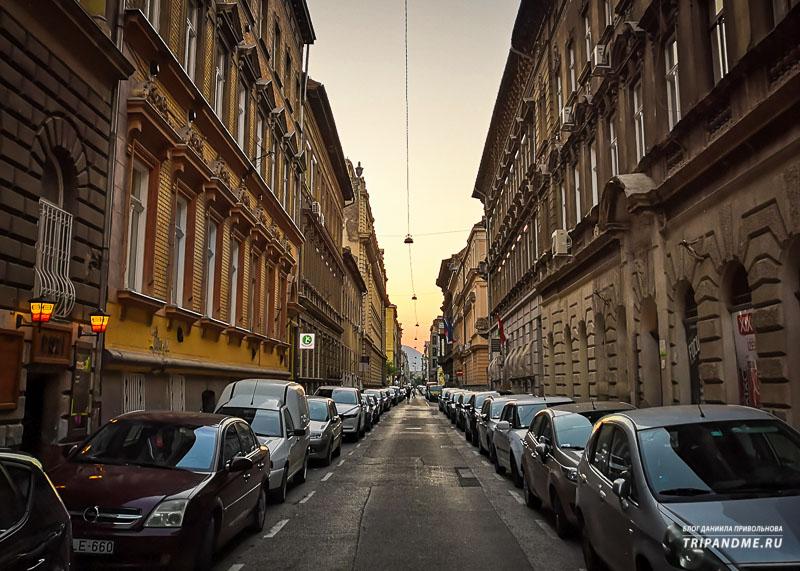 Венгерские здания и их архитектура