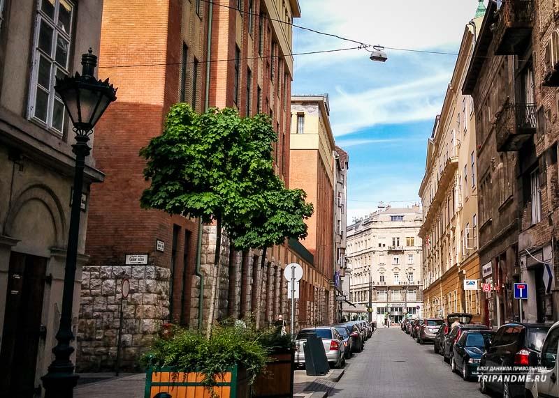 Куда пойти гулять первым делом в Будапеште