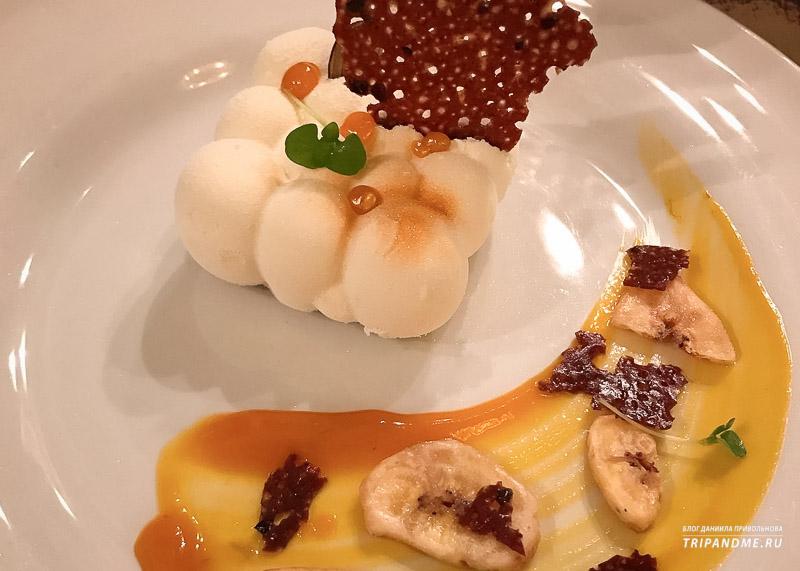 Какой десерт выбрать в кафе Нью Йорк в Будапеште