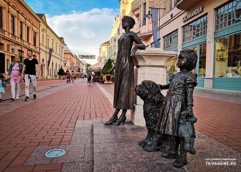 Памятники с историей в Венгрии