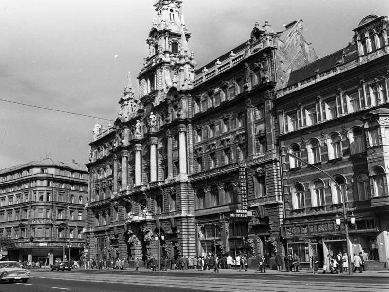 История достопримечательностей Будапешта
