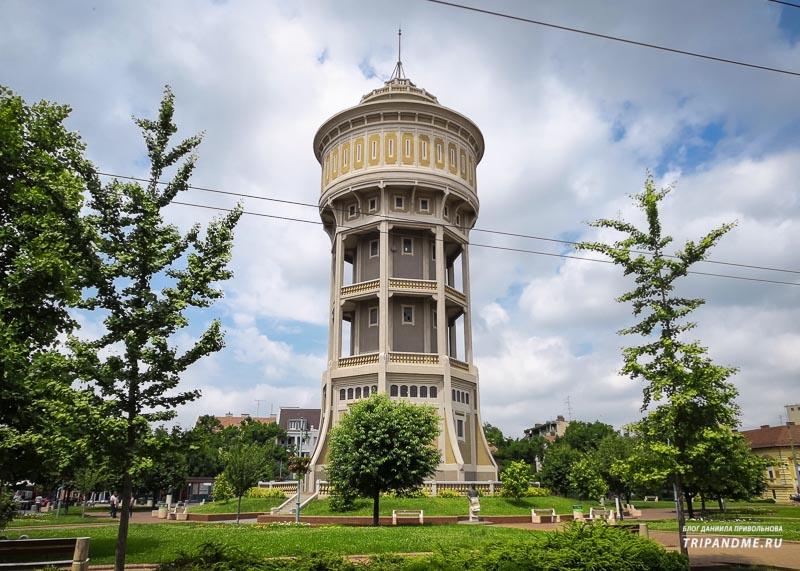 История зданий в Сегеде