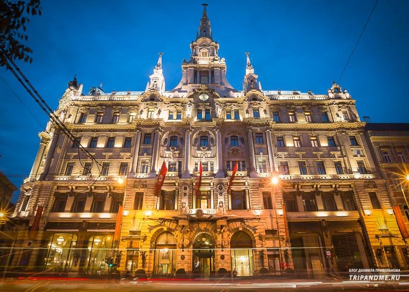 Самые красивые Будапештские достопримечательности