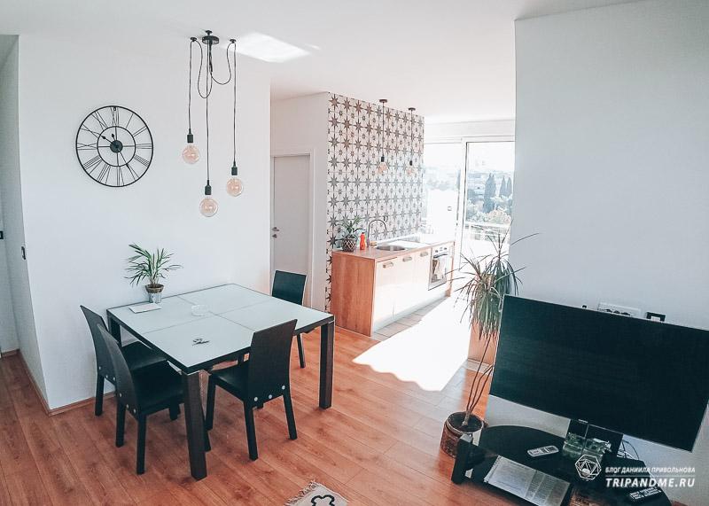 Апартаменты в Сплите через Airbnb