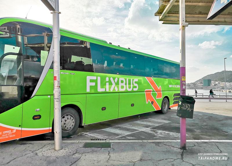 Автобус Фликсбас