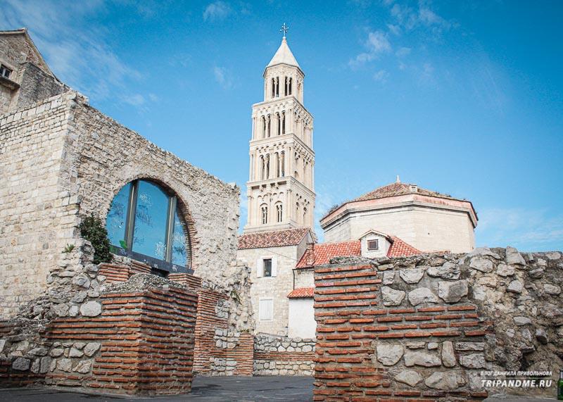 Фото Сплитского собора