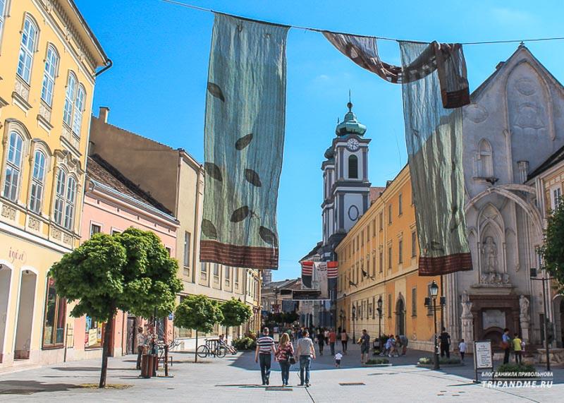 Экскурсия в Секешфехервар из Будапешта