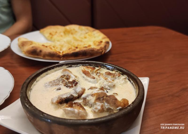 Мое любимое грузинское место Питера - кафе Мадлоба