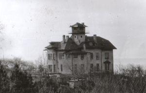 Дом Солдатенкова в середине XX века