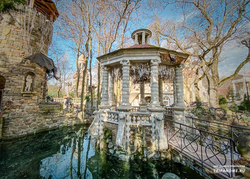 Средневековье в Старом парке
