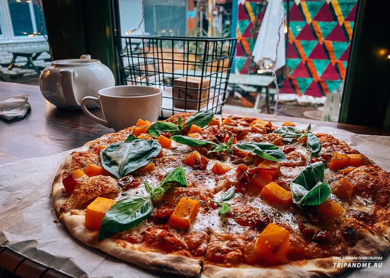 Вкусная пицца в Краснодаре