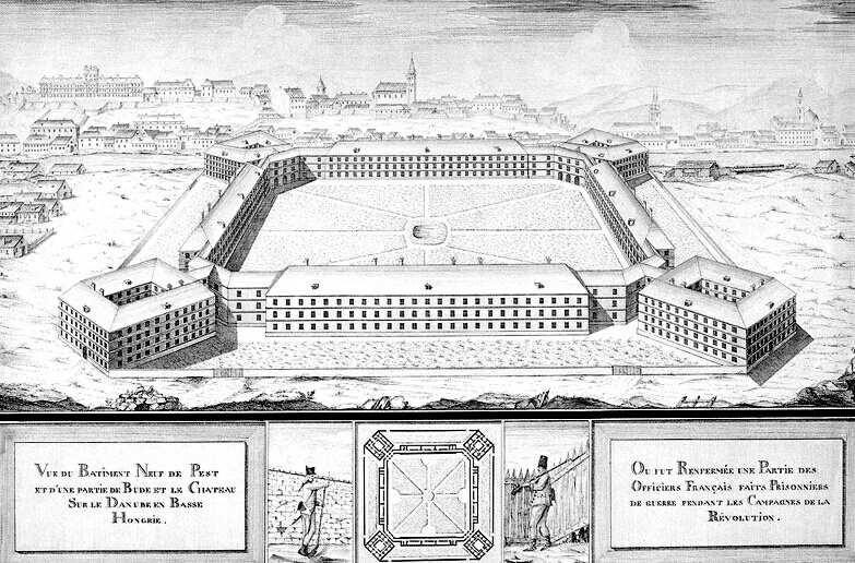 Здание построили по приказу австрийского короля